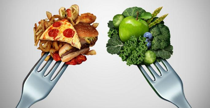 Poor diet can damage your gut health – fast!