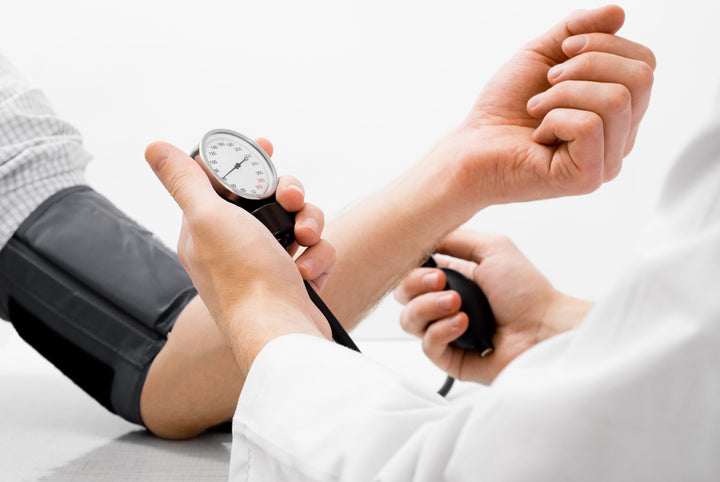 Lifestyle and Supplements for High Blood Pressure