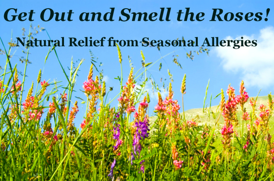 Natural Approaches to Seasonal Allergies