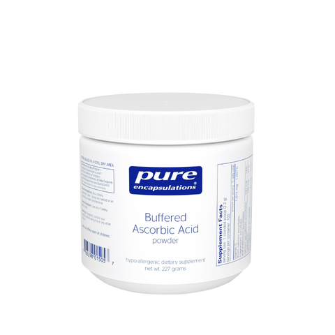 Buffered Ascorbic Acid Powder by Pure Encapsulations
