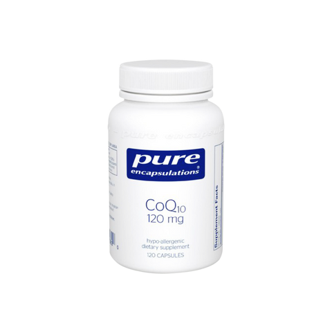 CoQ10 120mg by Pure Encapsulations