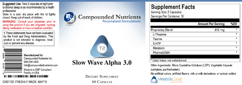 Slow Wave Alpha 3.0