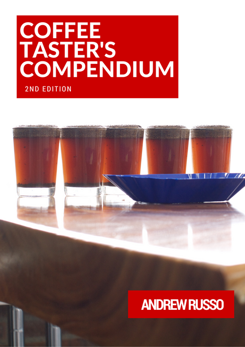Coffee Taster's Compendium V2.0 - Mobi-Kindle