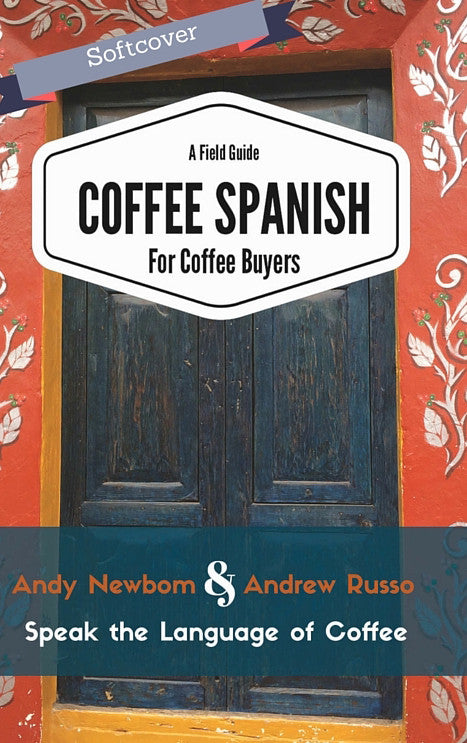 Coffee Spanish Book Softcover