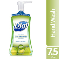Dial Complete Antibacterial Foaming Hand Wash Fresh Pear 7.5Oz
