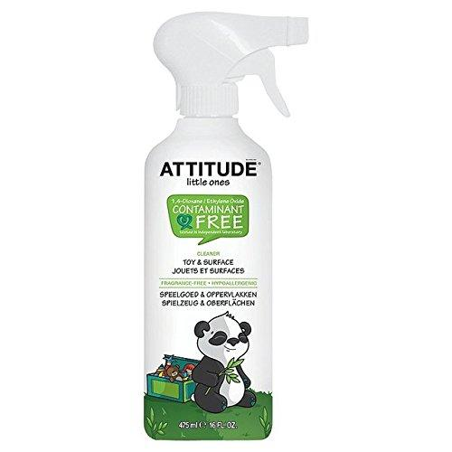 2 Pack - Attitude Toy & Surface Cleaner (475ml)