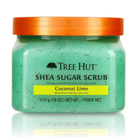 Tree Hut Shea Sugar Body Scrub - Coconut Lime: 18 OZ