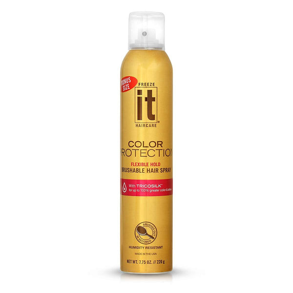 It Color Protection Hair Spray Brushable 7.75oz