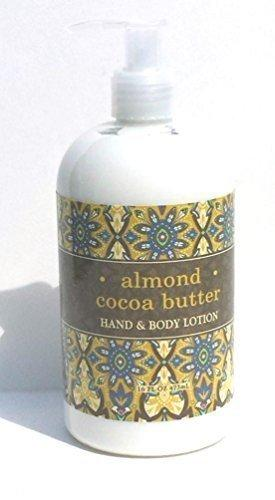 2 Pack - Greenwich Bay Trading Co. Hand & Body Lotion 16 Oz Almnd Cocoa Butter