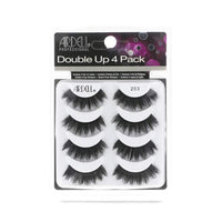 Ardell False Eyelashes 4 Pack Double Up 203