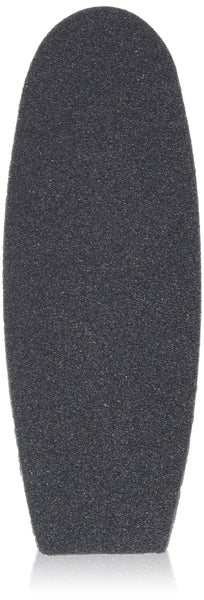 Mehaz Stainless Steel Foot File Replacement Pad 100 Grit 50Ct
