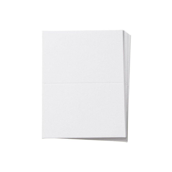 Core'dinations Core Place Cards(TM) - True White - 2 x 3 - 10 pieces
