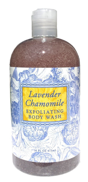 2 Pack - Greenwich Bay LAVENDER CHAMOMILE Body Wash 16 oz.