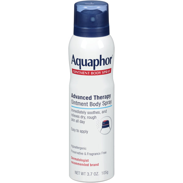 Aquaphor Ointment Body Spray 3.7 oz. Spray Can