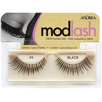 3 Pack - Ardell Mod Lash False Strip Lash, Black [45] 1 ea