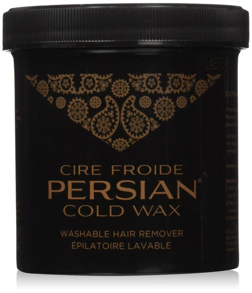 Persian Cold Wax Hair Remover, 16 Ounce