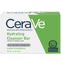 2 Pack - CERAVE HYDRATING CLEANSING BAR