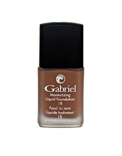 2 Pack - Gabriel, Foundation - Liquid - Classic Tan, 1 Count
