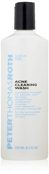 Peter Thomas Roth Acne Clearing Wash, 8.5 oz