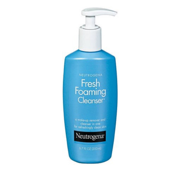 NEUTROGENA Cleansing Fresh Foaming Cleanser 6.7 fl oz.