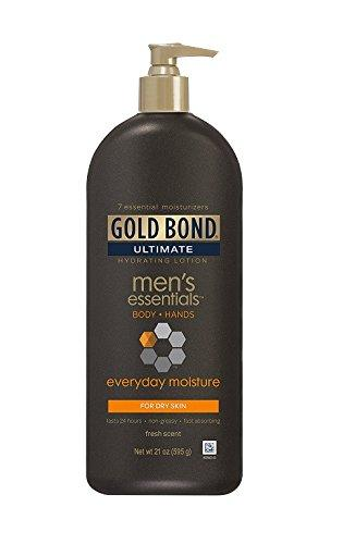 2 Pack - Gold Bond Gold Bond Men's Everyday Essentials Lotion, 21 Ounce
