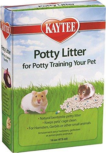 2 Pack - Kaytee Small Animal Potty Training Litter