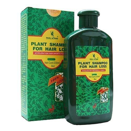Deity of Hair Plant Shampoo for Hair Loss, 8 oz