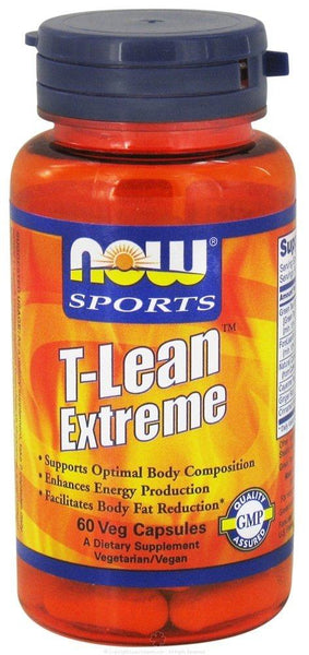 Now Foods T-Lean Extreme - 60 Vegetarian Capsules
