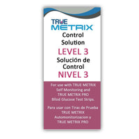 Glucose Control Solution Level 3 for TRUE Metrix Meter