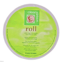 2 Pack - Clean + Easy Cloth- 50 Yard Roll