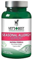 Vet's Best Seasonal Allergy Support Chewable Tablets 60ct