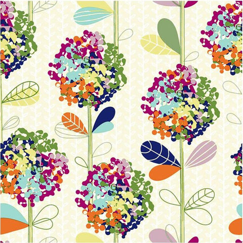 Ball of Blooms Lunch Napkins 20ct - OnlyOneStopShop