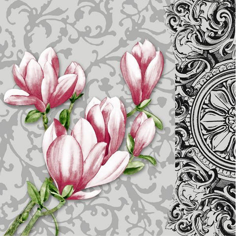 Timeless Tulip 1 Lunch Napkins 20ct