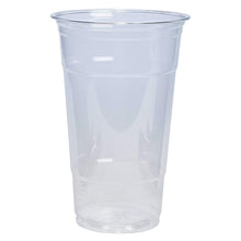 Crystal Ultra Clear PET Plastic Cups 24 oz