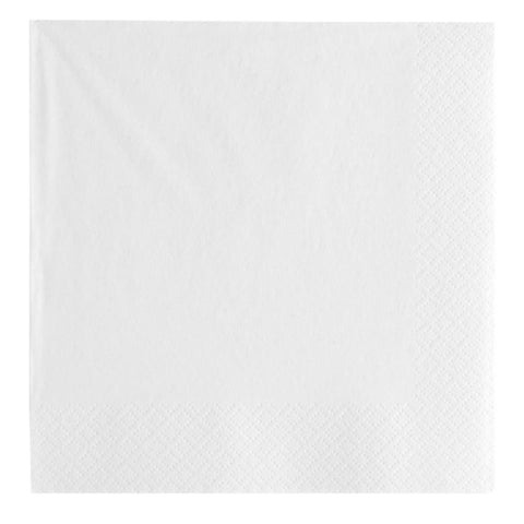 Solid Pearl Lunch Napkins 40ct