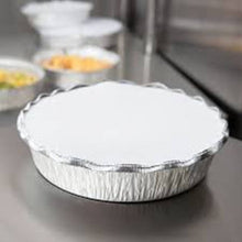 "7"" Board Lids for Aluminum Round Pan 100PK"