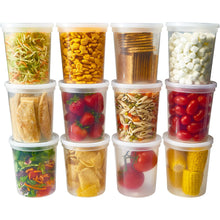 Extra Strong Quality Deli Container with Lids 32 oz 5Ct