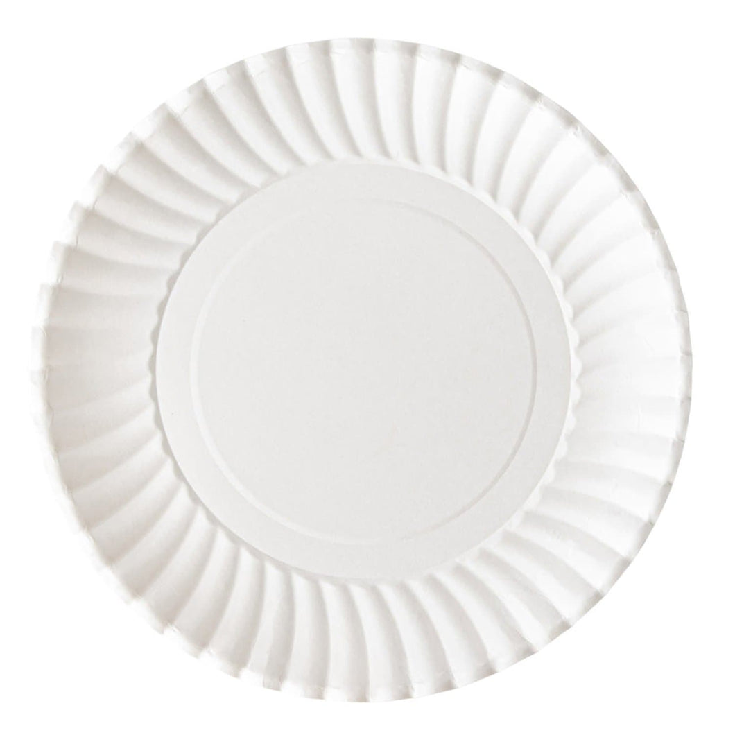 Dinner Collection Paper Lunch Plates 9