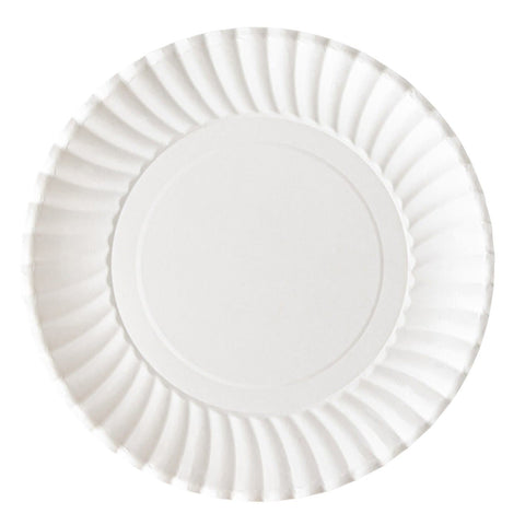 Dinner Collection Paper Lunch Plates 9""