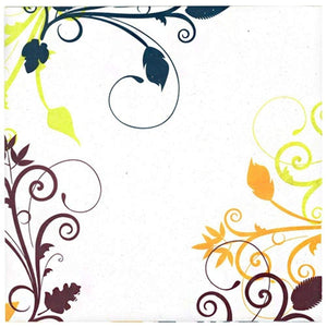 Bella Vite Multicolor Beverage Napkins Hanna K Signature