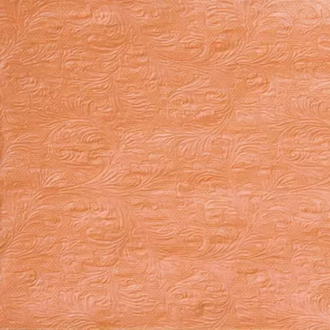 Fiorentina Orange Lunch Napkins 20ct