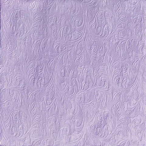 Fiorentina Lavender Lunch Napkins 20ct