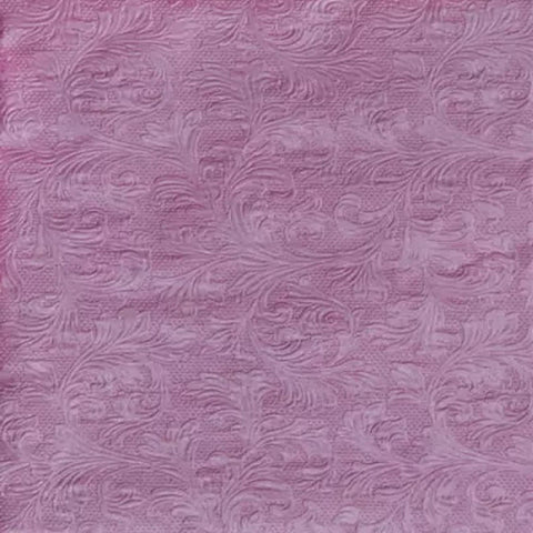 Fiorentina Fuchsia Lunch Napkins 20ct