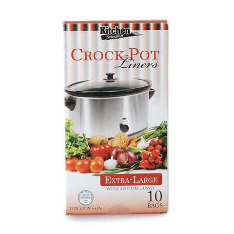 Blue Sky Crock Pot Liner X Large 10PK