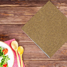 Gold Texture Lunch Napkins