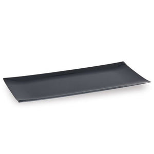 "Lillian Tablesettings Condiment Tray Black 13X6.25"" Lillian"