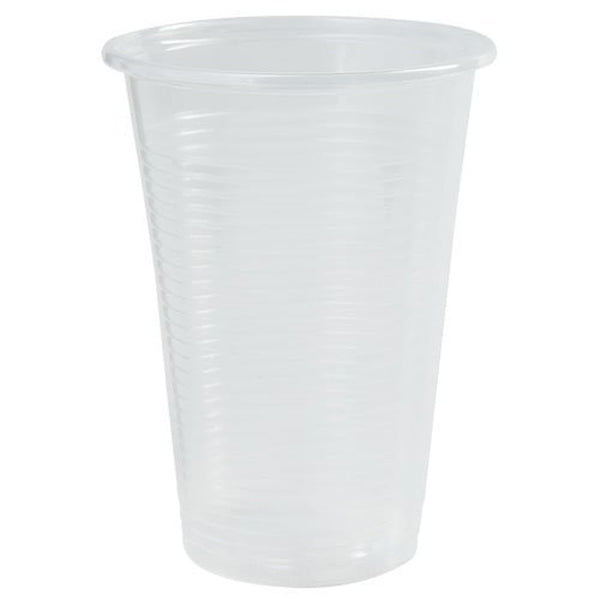 Nicole Home Collection Soft Cups Clear 10 oz