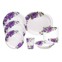 Nicole Home Collection Design Round Coated Plates Cold Hot Pack 10""