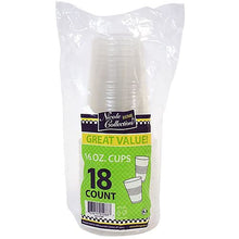 Nicole Home Collection Soft Cup Clear 16 oz