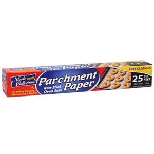 Parchment Paper 25 Square Ft 8.33yds''X12in. Nicole Collection